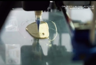 3D отпечатване на веган месо