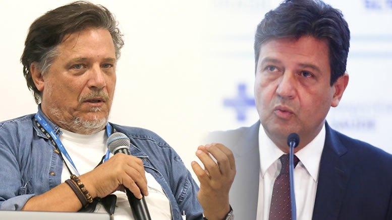 Vindo dos Pampas, o retorno : Mandetta está errado. A cloroquina é ...