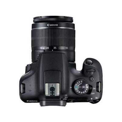 Canon EOS D2000 DSLR Firmware Full Driversをダウンロード