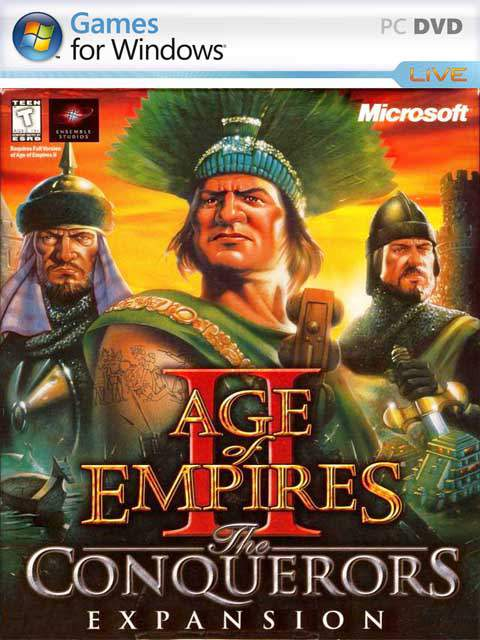 تحميل لعبة Age Of Empires 2 The Conquerors مضغوطة برابط واحد مباشر كاملة مجانا