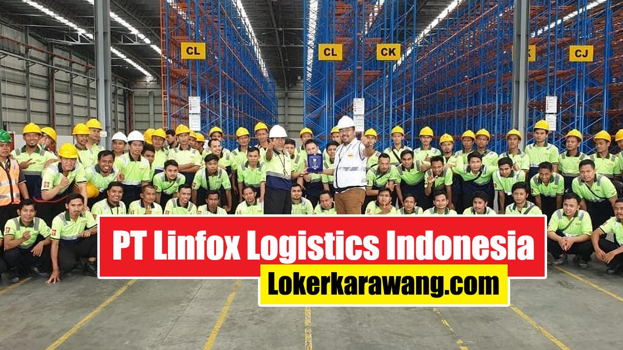 PT Linfox Logistics Indonesia Cibitung