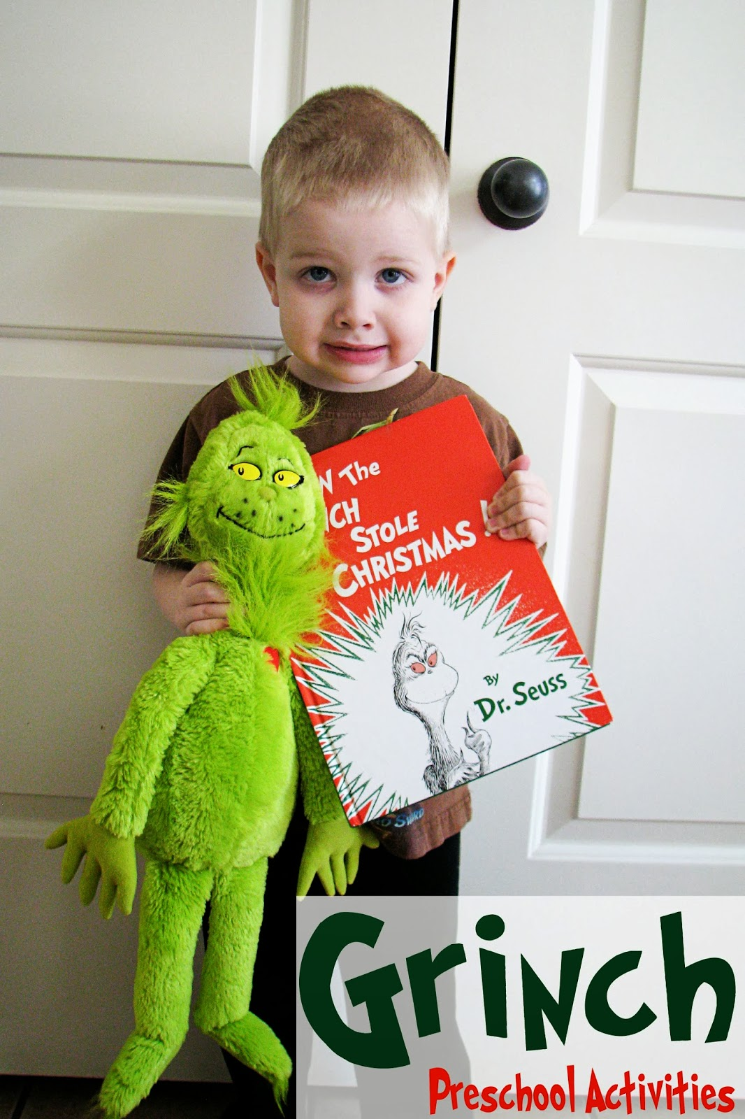 Mommy S Little Helper How The Grinch Stole Christmas