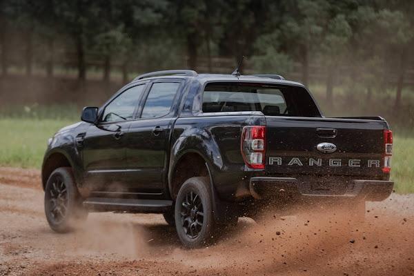 Ford vende lote de 100 unidades da Ranger Black em 1 dia