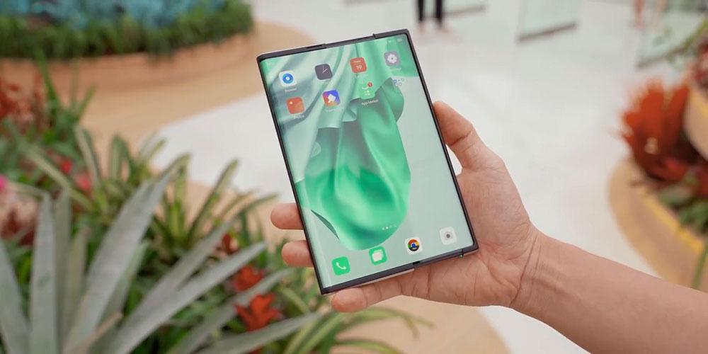 Oppo X 2021 Hands On   pic dari GadgetIn