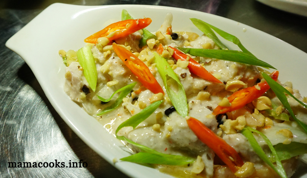 Stow Away Restobar - Bacolod restaurant - fish kinilaw