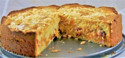 International food blog: INTERNATIONAL:  Bread of the Week 20:  Amish Kuche...