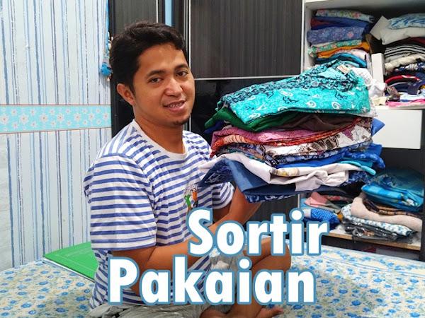 Tips Sortir Pakaian