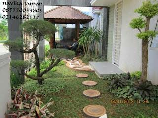 Harga Borongan Taman Permeter - Jasa Tukang Taman Dibogor