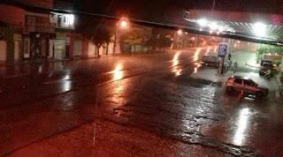 Chove na Paraíba nesta segunda-feira (15) com registros no Cariri e no Sertão; confira os vídeos