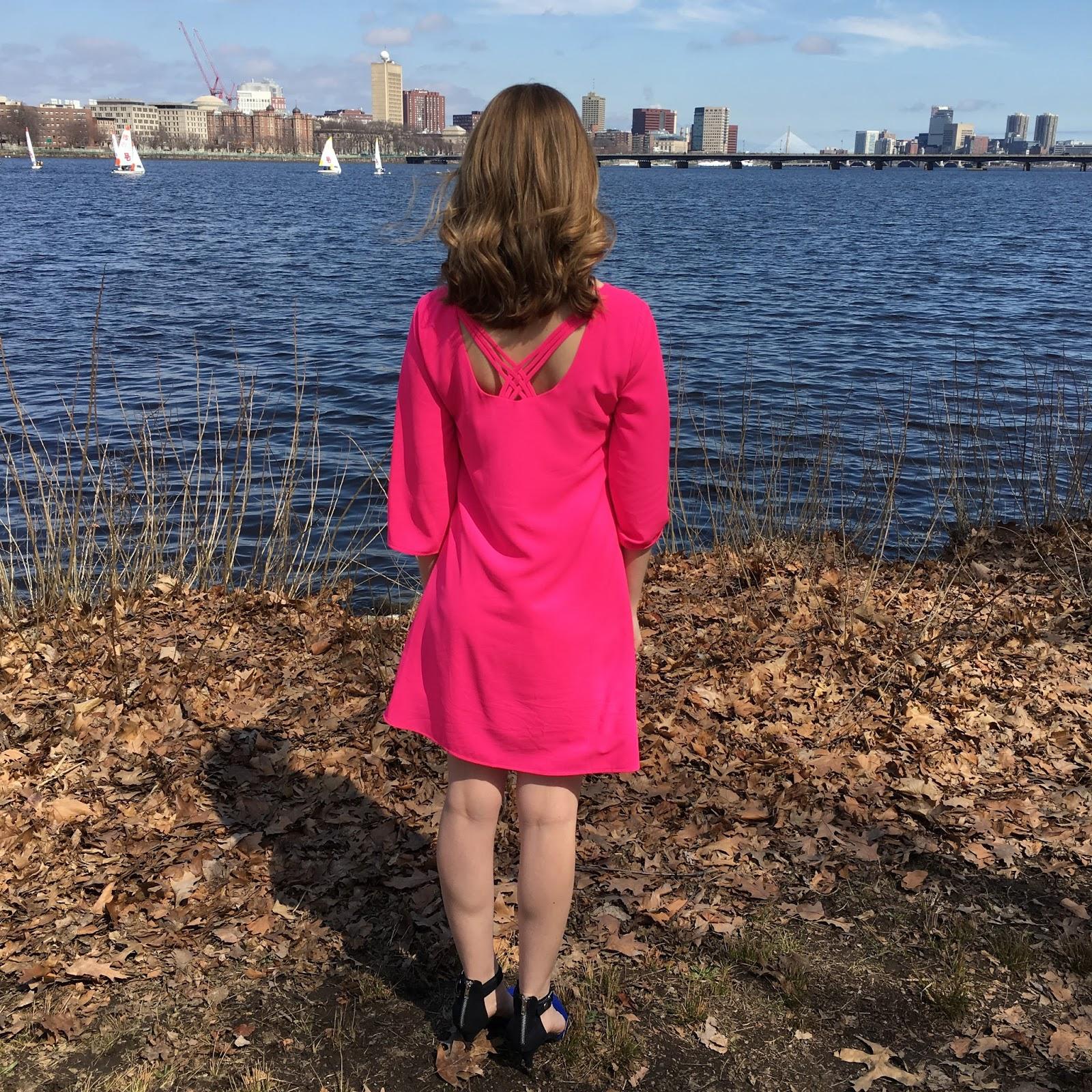 the mint julep boutique spring dress