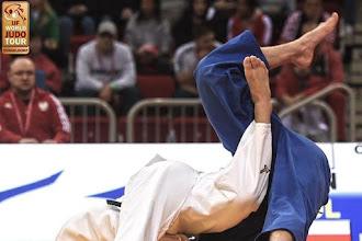Judô brasileiro mantém atuações ruins e passa mais um dia zerado no Grand Slam de Dusseldorf