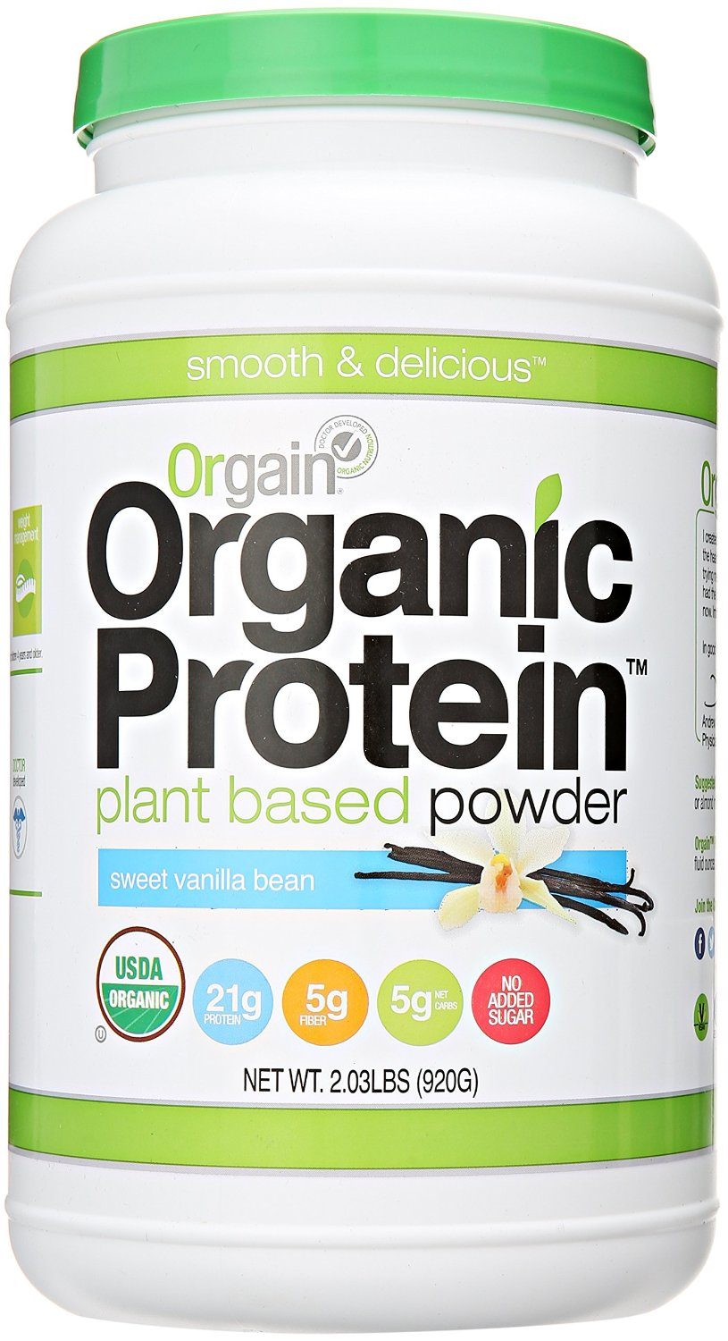 The Vegan Protein Powder Review
