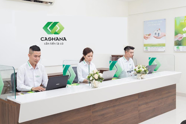 Tài chính Cashana - sự lựa chọn dịch vụ vay lãi
