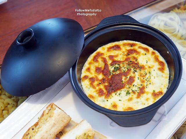 Cheesy Baked Escargot RM 24.90