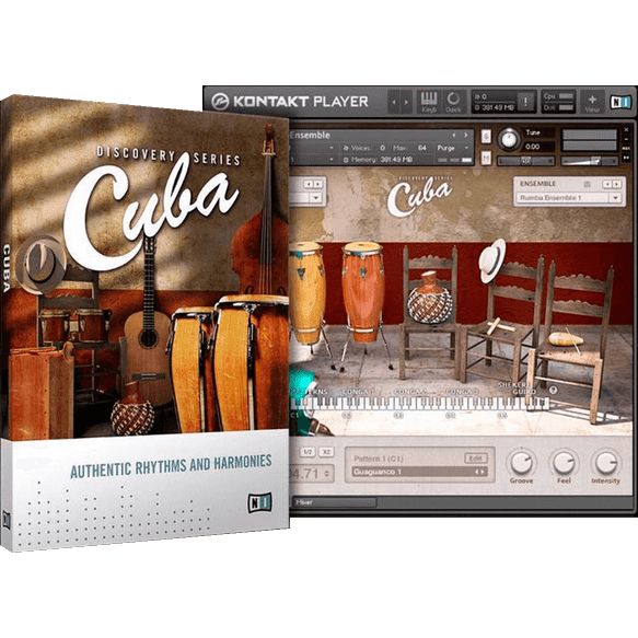 Native Instruments - Discovery Series Cuba KONTAKT Library