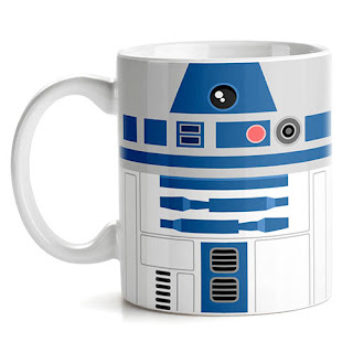 Caneca Robo R2D2 Star Wars