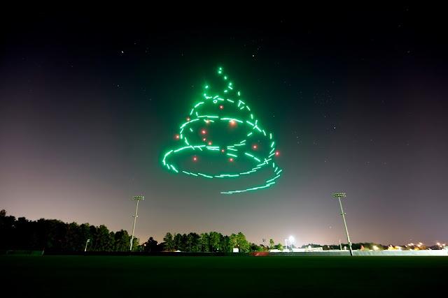 Comemorações de Natal no Disney Springs em Orlando