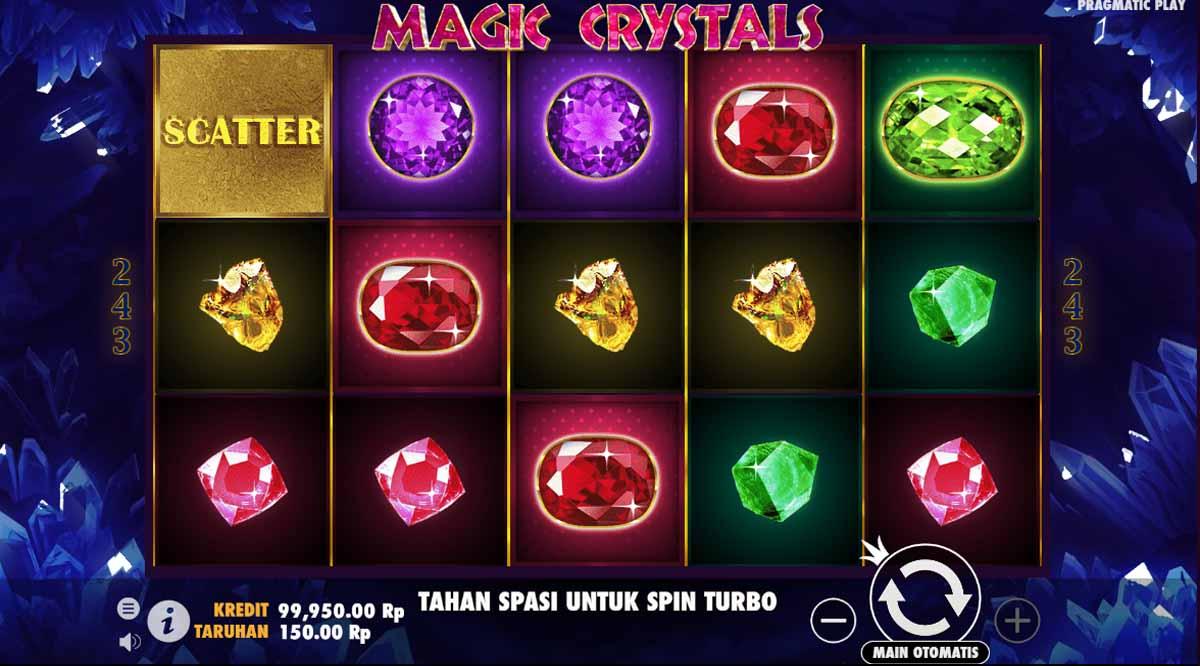 Magic Crystals - Slotpragmatic
