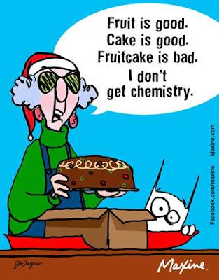 Maxine comics - Christmas toons