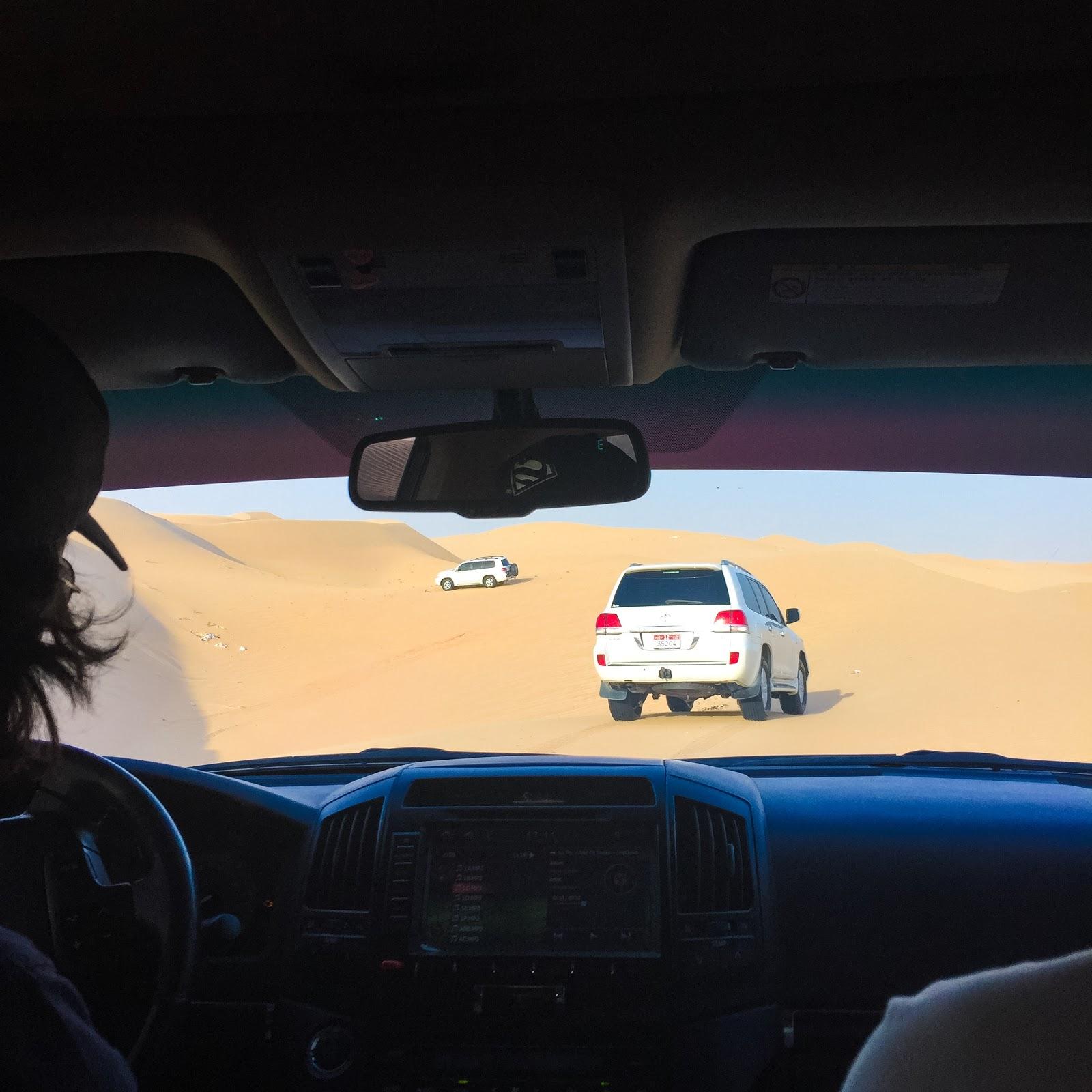 Abu Dhabi Desert Safari Tour