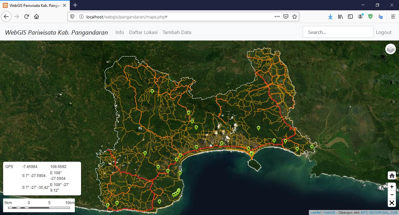 Info Geospasial