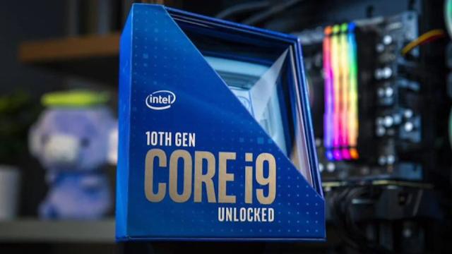 تم إطلاق معالجات Intel للكمبيوتر المكتبي من الجيل العاشر بما في ذلك 10 Core و 5.3GHz Core i9-10900K