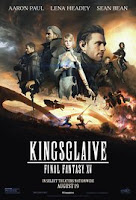 Kingsglaive: Final Fantasy XV (2016) - Postter