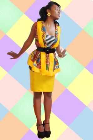 Nigerian Hottest Fashion Trend