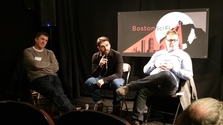 NATIVE filmmakers at Boston SciFi