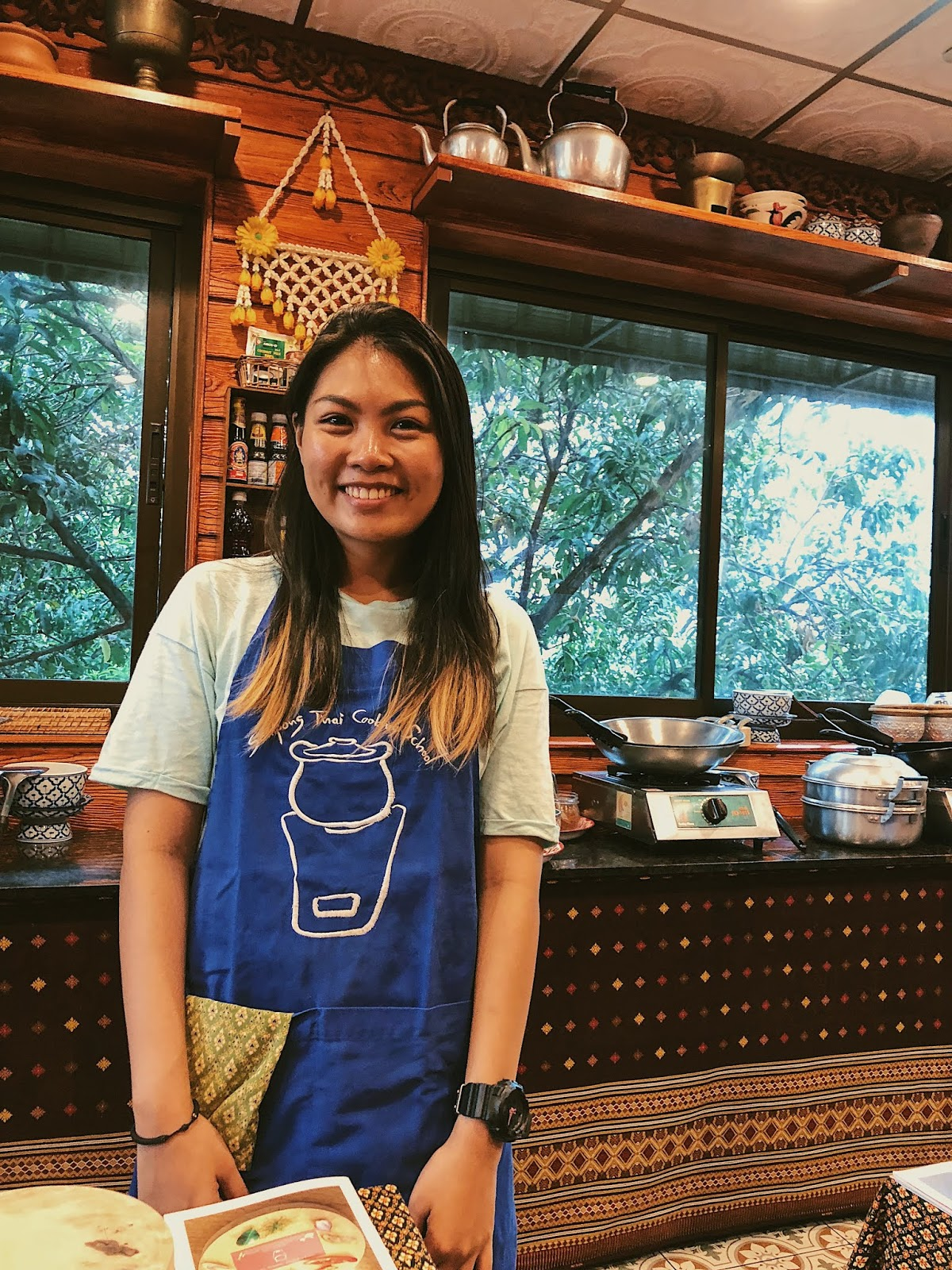 Sompong Thai Cooking Class