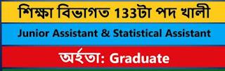 DSE, Sarkari Naukri Assam Recruitment 2020 For Junior Assistant & Statistical Assistant Post | Sarkari Jobs Adda