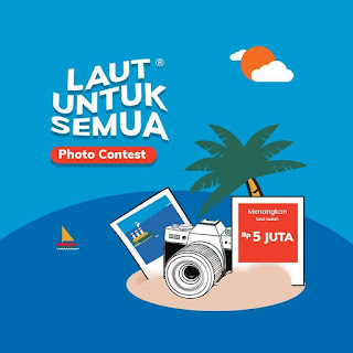 Kontes Foto Laut Untuk Semua Aruna Berhadiah Total 5 Juta Rupiah