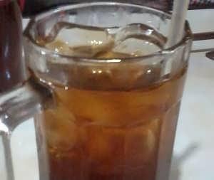 Kuliner Indonesia - Es Teh Tubruk