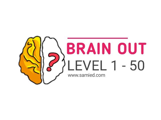 kunci jawaban brain out level 1-50
