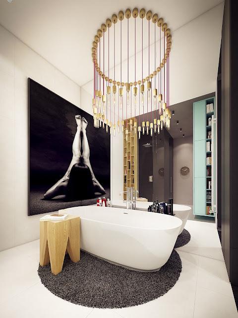 Orient Tiles Design Bathroom