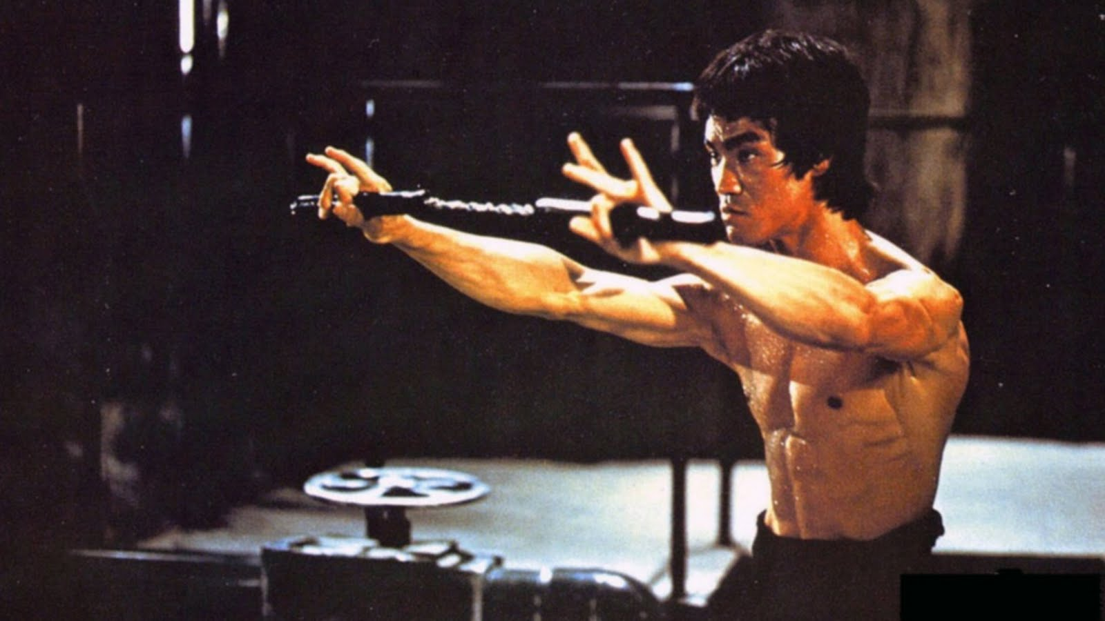 The Ace Black Blog: Movie Review: Enter The Dragon (1973)