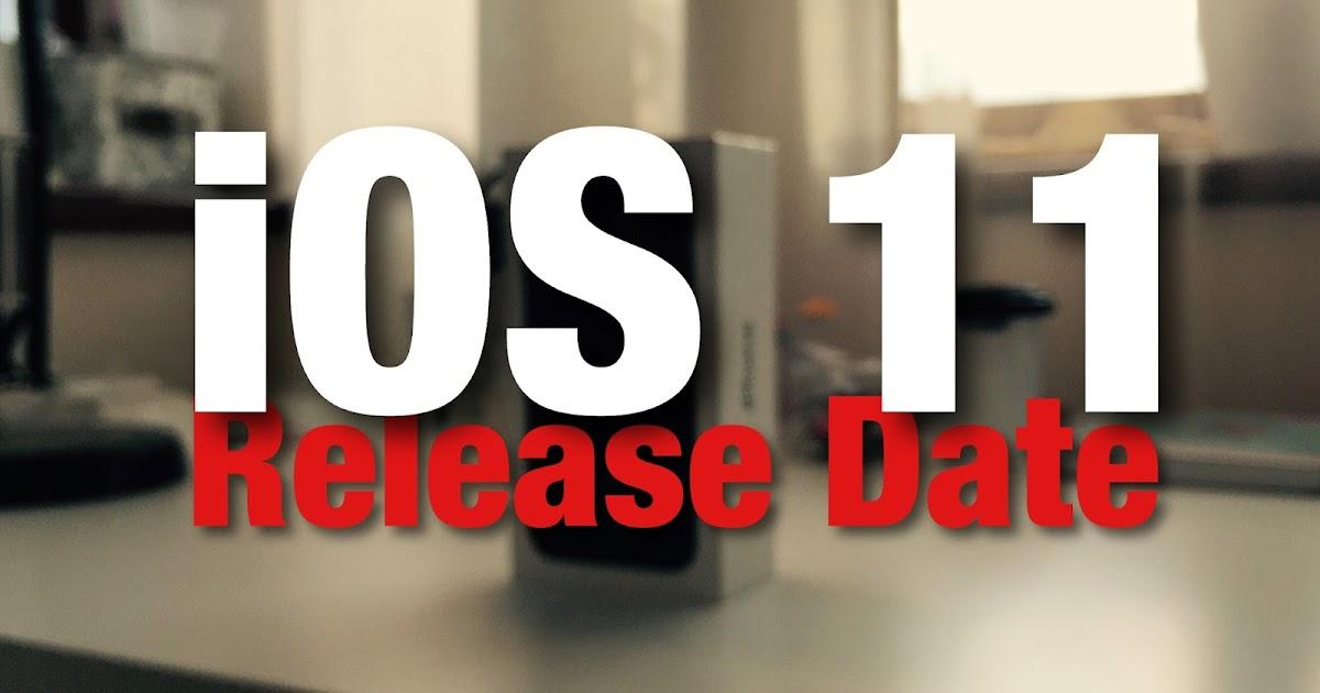 Ios release dates in Australia