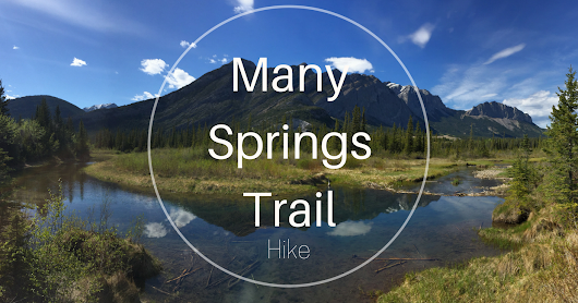 Many Springs Trail - Hike