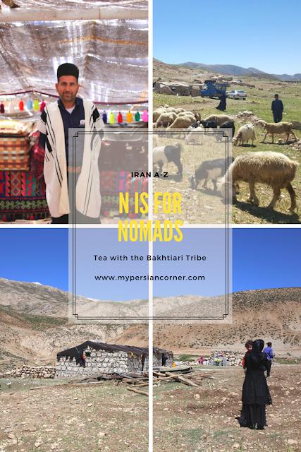 Bakhtiari Nomads | Chaharmahal and Bakhtiari | Iran