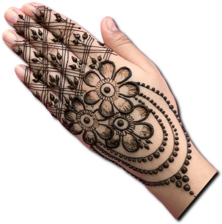 Wedding Special Jewellery Henna