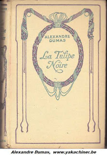 Alexandre Dumas, la tulipe noire