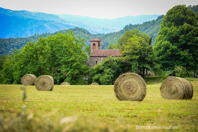 Gamberaldi - Marradi Dom z Kamienia blog