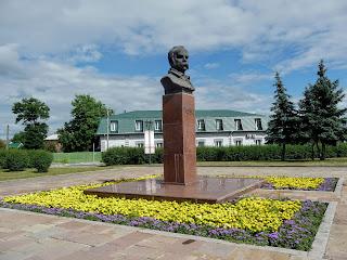 Белая Церковь. Памятник Т. Г. Шевченко