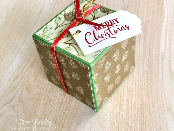 2x2x2 Christmas Treat Boxes