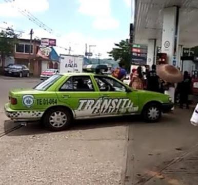 El accidente ocurrió a la altura de la gasolinera de Potrero Nuevo.