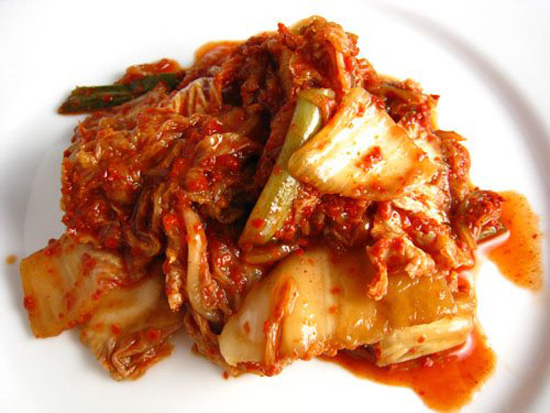 Cara Buat Kimchi 'Korea'