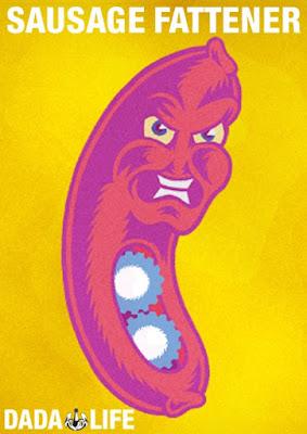Cover do plugin Sausage Fattener v1.1.5 - Dada Life