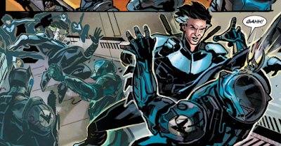 Nightwing: The New Order #5 Preview