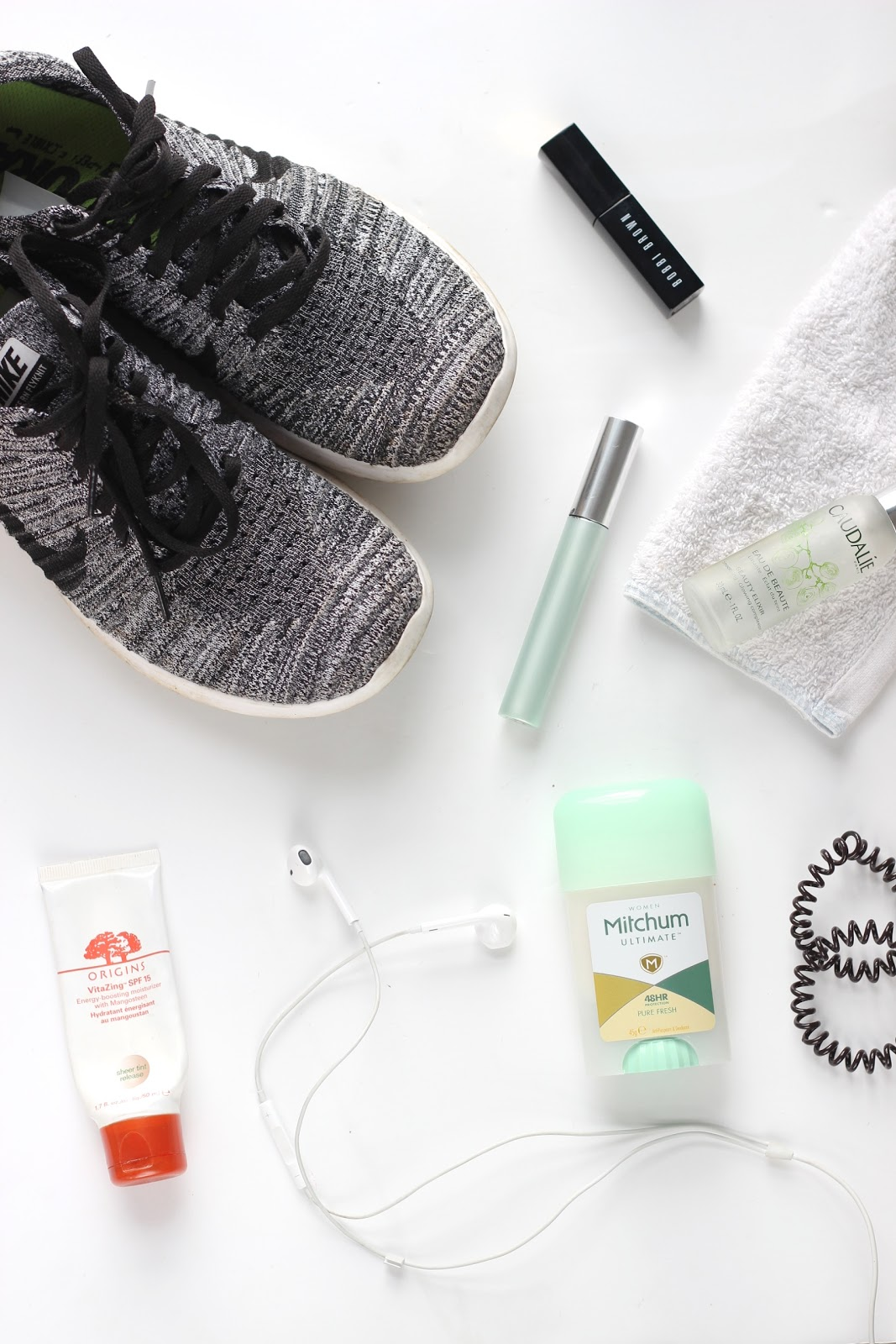 The Gym Goer's Beauty Edit.