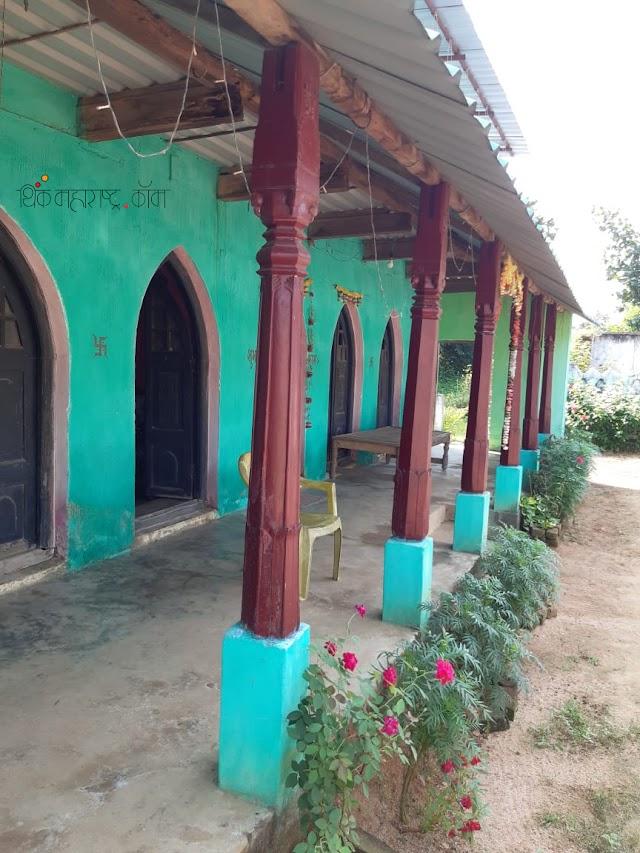 झाडीपट्टीतील वाडे : एका लुप्त संस्कृतीचे दर्शन (Remnants of Palace's Show History of Zadipatti – East Vidarbh)